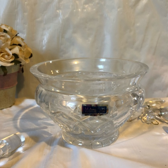 Waterford Other - 🇵🇱 Waterford Marquis: crystal bowl candy dish